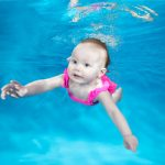 underwater baby photoshoot